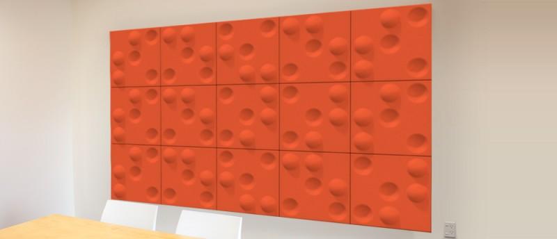 Acoustic tile 2