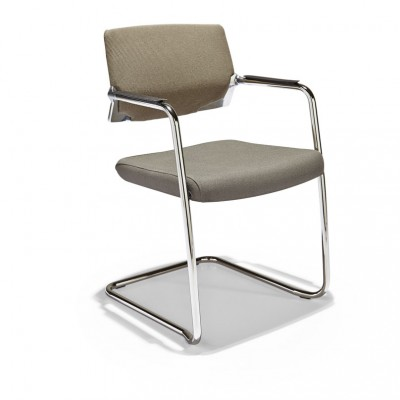 Alpine-Cantilever-Fully-Upholstered-Armchair-3Q