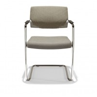Alpine-Cantilever-Fully-Upholstered-Armchair-front