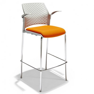 Discuss-Stool-with-Arms-Plastic-Back-3Q