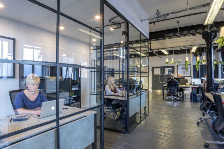 Forever Agency Interior